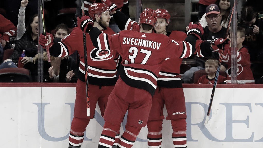 Los Canes no temen a sus rivales de Florida   NHL.com