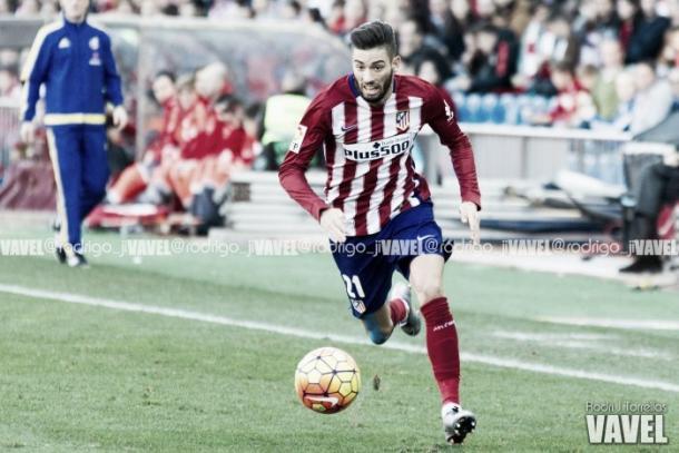 Carrasco es fundamental para el equipo. Foto: Rodri J Torrellas (VAVEL)