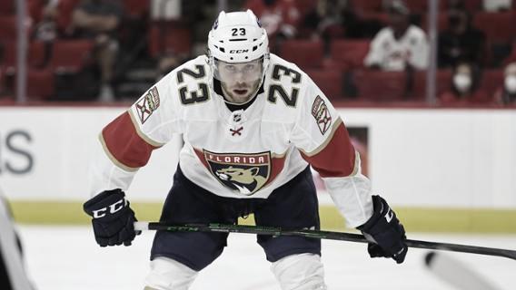 Verhaeghe busca repetir campeonato, pero con los Panthers | Foto: NHL.com