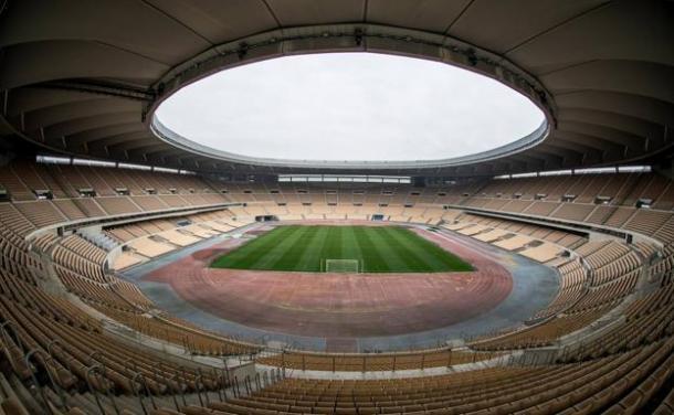 El Estadio Olímpico de La Cartuja de Sevilla. Fuente: EFE