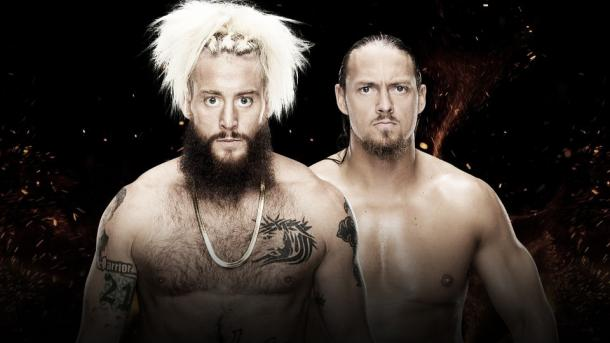 The former tag team will do battle. Photo-WWE.com