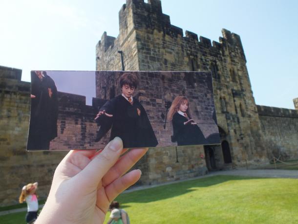 Castillo de Alnwick, donde se rodó Harry Potter | Foto: jetnews.com