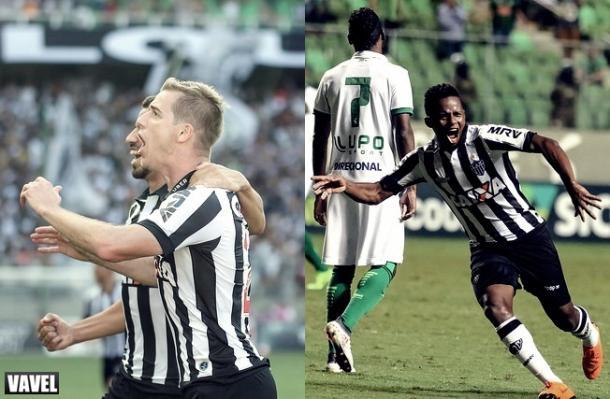 Foto: Bruno Cantini/Atlético Fotomontagem: Lara Pereira/VAVEL Brasil