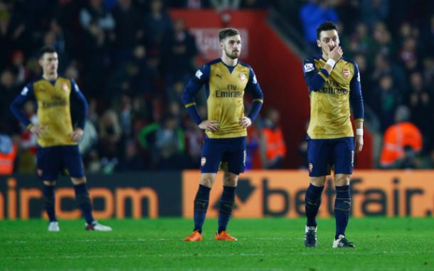 Can Arsenal right their wrongs next season? | Source: caughtoffside