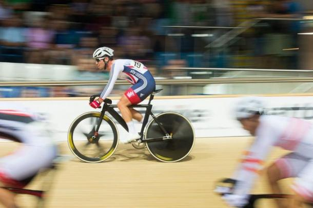 Mark Cavendish will bid to win his first ever Olympic medal in the omnium. | Photo: Michael Poole