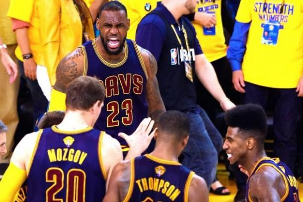 Cavaliers need their frontcourt to succeed in the Finals. Photo: Getty Images