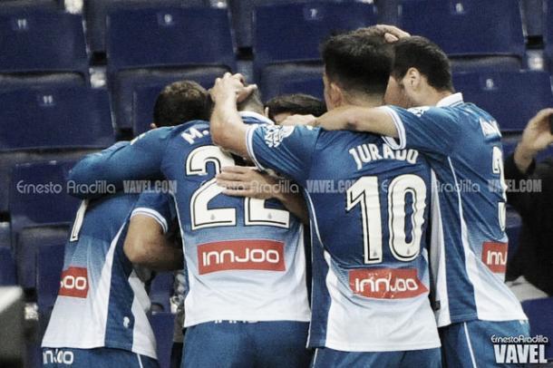 El Espanyol, ilusionado con la Copa   Ernesto Aradilla - VAVEL