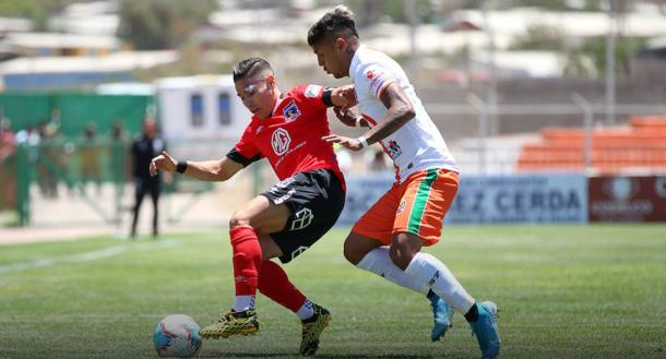 Cobresal vs Colo Colo match / Photo: Depor