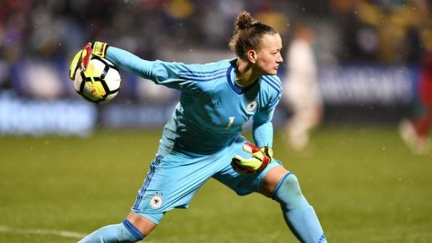 Almuth Schult needs to have a big tournament for Germany | Source: sport1.de