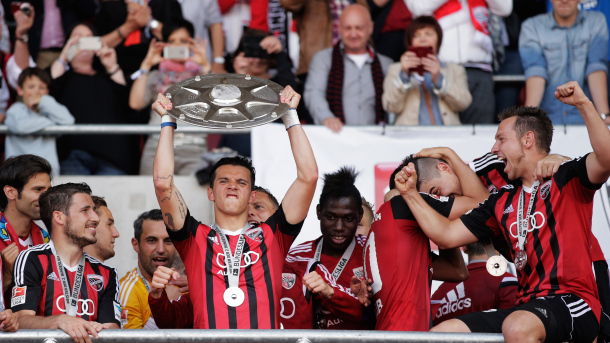 History is made in Ingolstadt.