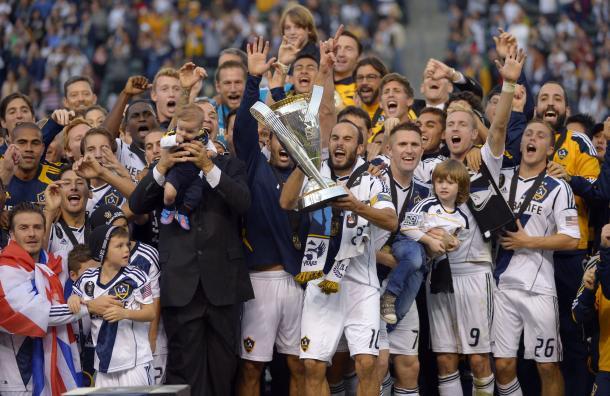 MLS 2015, el título que convirtió a LA Galaxy en el mejor equipo de la competición (soccer.nbcsports.com)