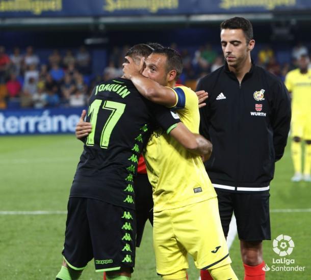 Último partido entre el Betis y el Villarreal / Foto: LaLiga