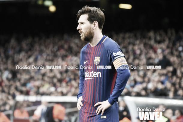 Messi será baja por lesión. | Foto: Noelia Déniz (VAVEL)