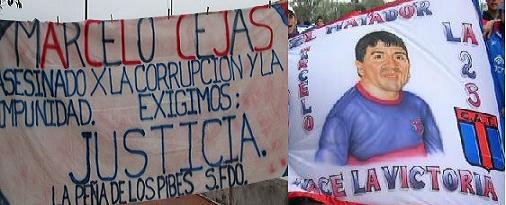 Justicia para Cejas.