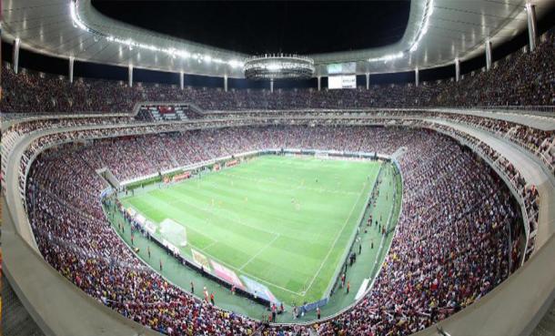 El duelo se llevará a cabo en el Estadio Chivas.