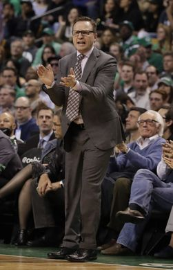 Washington Wizards head coach Scott Brooks looks on from the sidelines. Photo:David Butler II-USA TODAY Sports