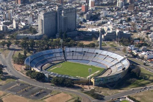 El Estadio de Montevideo será el escenario del partido entre Uruguay y Perú