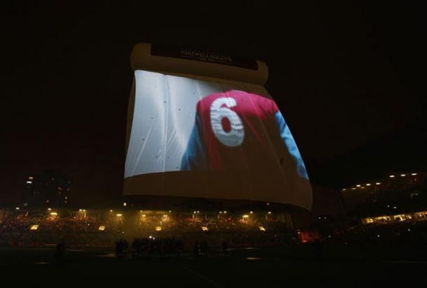 Bobby Moore turns the lights off, one last time | Credit: whufc.com