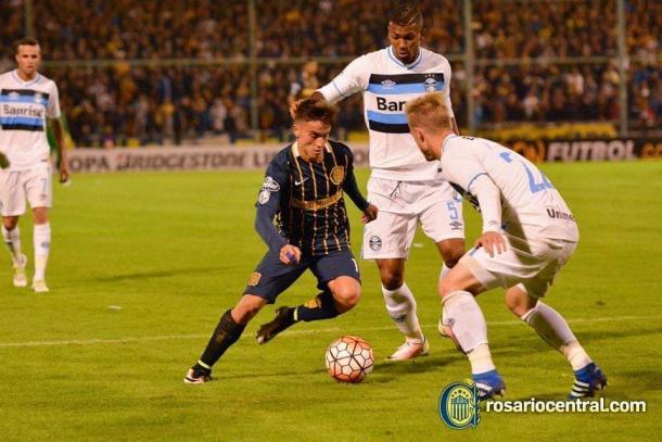 Godoy Cruz iguala con Olimpia en un correcto debut en la Libertadores