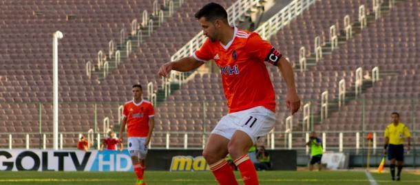 César González Foto: Prensa Deportivo La Guaira