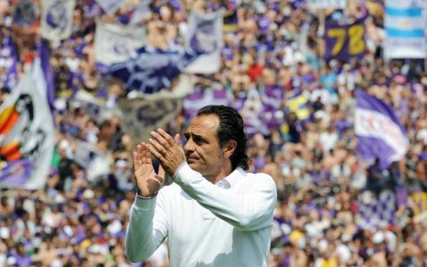 Prandelli at Fiorentina | photo: sport.sky.it
