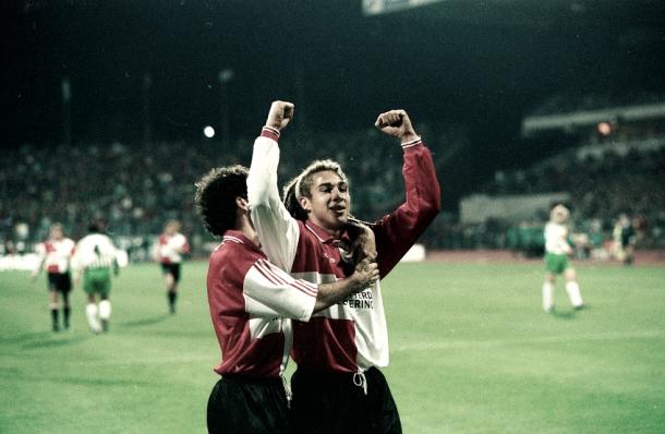 Henrik Larsson es una de las leyendas del cuadro neerlandés | Foto: Feyenoord Website