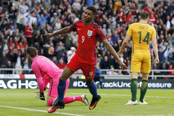 Inglaterra está en buenas manos. Fuente: Getty Images.
