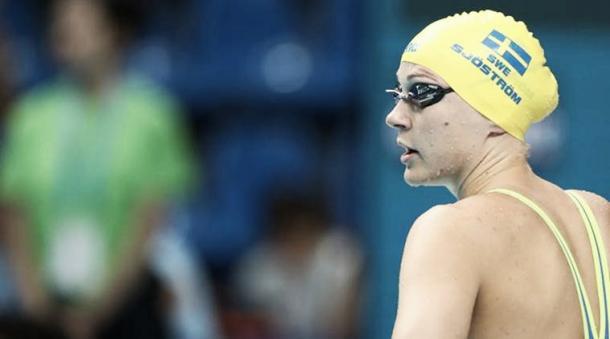 Sarah Sjostrom durante los pasados Juegos olímpicos de Río de Janeiro. / Foto: Reuters