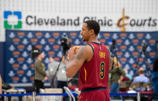 Channing Frye and other veterans will help mentor the young newcomers. (Photo: Jason Miller/NBAE/Getty Images)