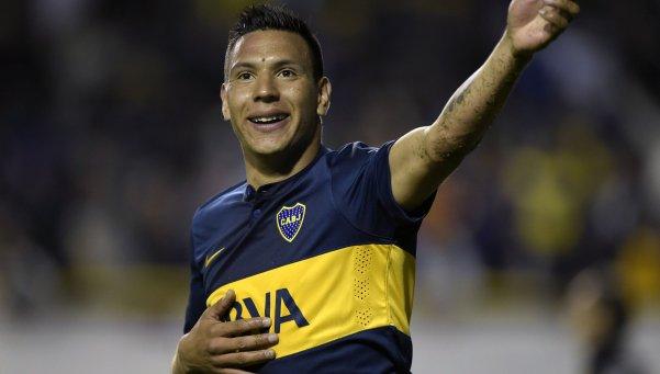 Entrada de Chávez deve ser a única mudança no Boca em relação ao jogo da ida (Foto: Juan Mabromata/Getty Images)