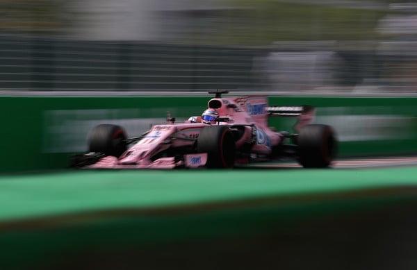 Sergio Pérez en el GP de Canadá   Imagen: Getty Images