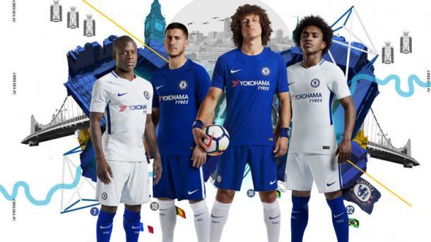 Foto: Divulgação / Chelsea / Nike