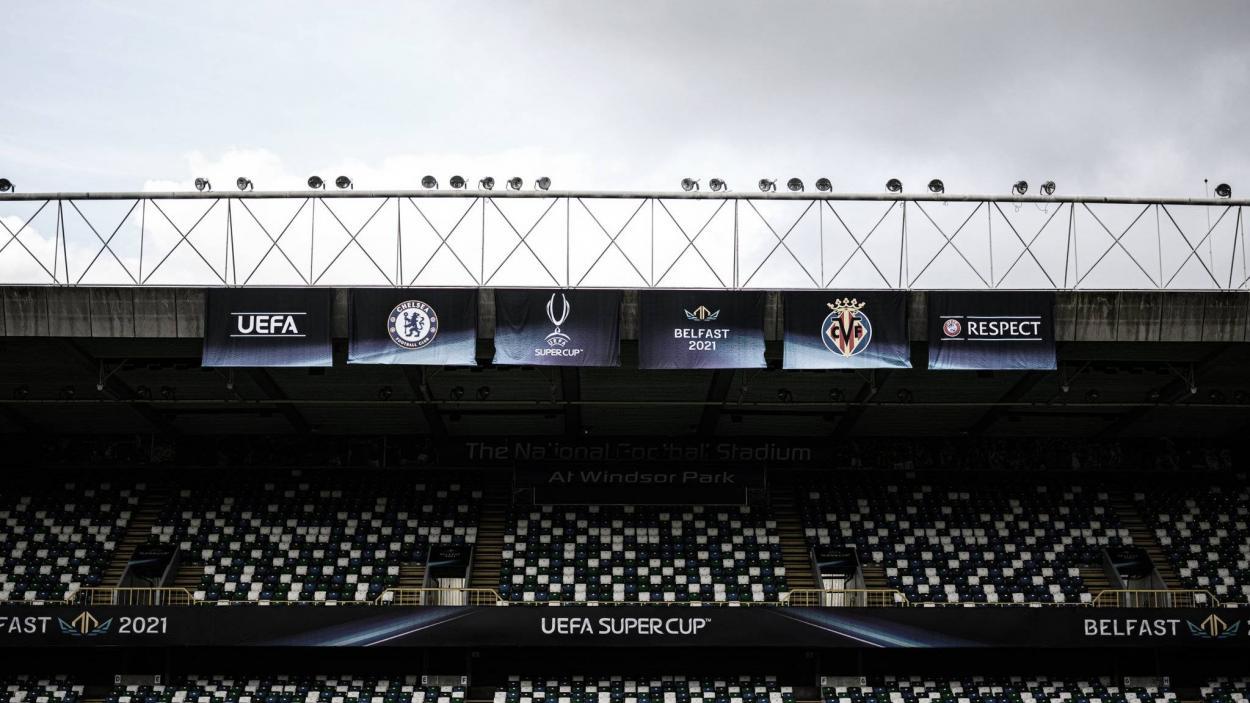 Chelsea y Villarreal quieren quedarse con la Supercopa   Foto: UEFA