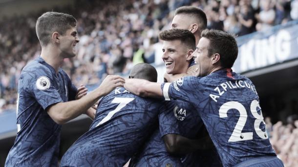 El Chelsea visita Mestalla./ Foto: Premier League