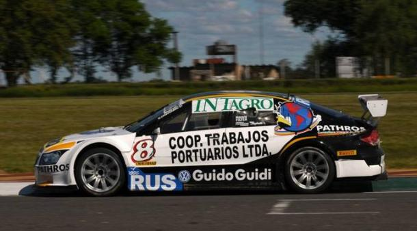 Chevrolet Cruze de Mauricio Chiaverano de la Temporada 2015. Foto: Mundo Sport Racing.