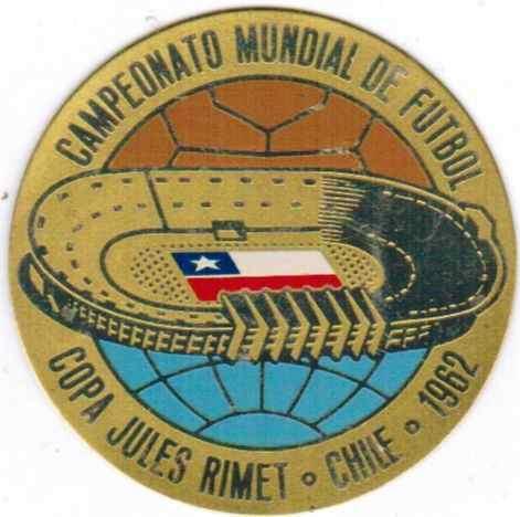 Cartel Promocional Mundial Chile 1962 | Imagen: Federación de Fútbol de Chile