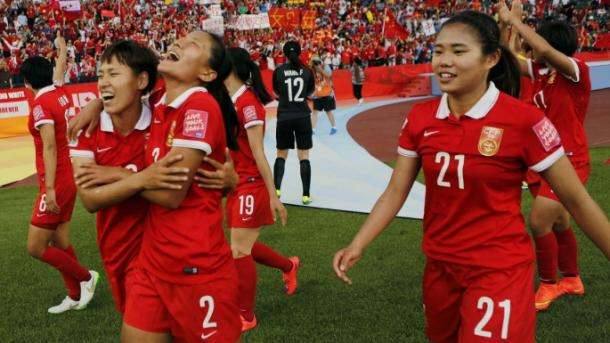 What can China do this summer, after reaching the World Cup quarter-finals last June? (Photo: allsportsfunda.com)