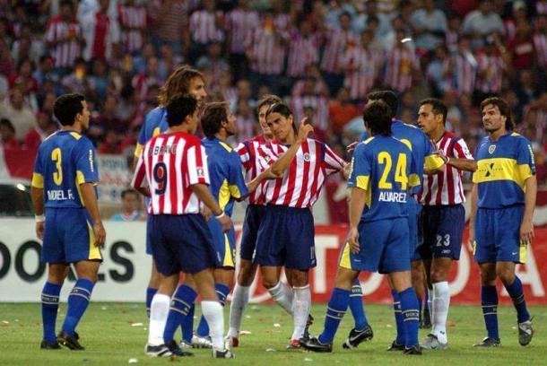 Chivas humilló a los Xeneizes (Foto: Pasión Futbol)