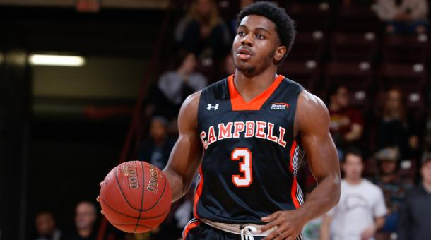 Clemons is hoping with a better team around him to lead Campbell to the NCAA Tournament this year/Photo: Sports Illustrated