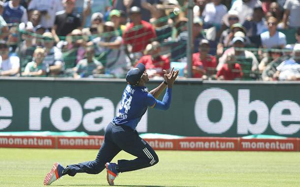 Chris Jordan did not have the best series for England | Photo: Telegraph