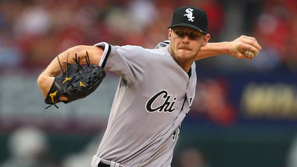Chris Sale is 5-0 with a 1.66 ERA to start the season and has the White Sox soaring to start the year | USA Today Sports
