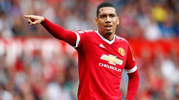 Smalling is in need of credible back up | Photo: Sky Sports