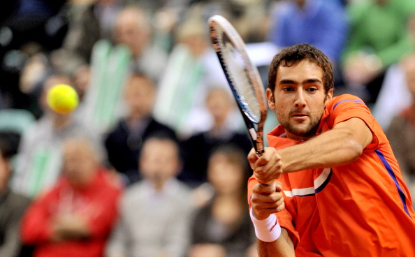 Geneva will be Cilic's second final of 2016 (Photo: Getty Images/AFP)