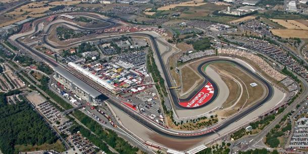 Circuito de Montmeló. Foto: Getty images