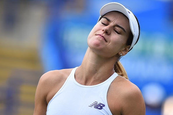 Caroline Wozniacki douses British hopes at Eastbourne