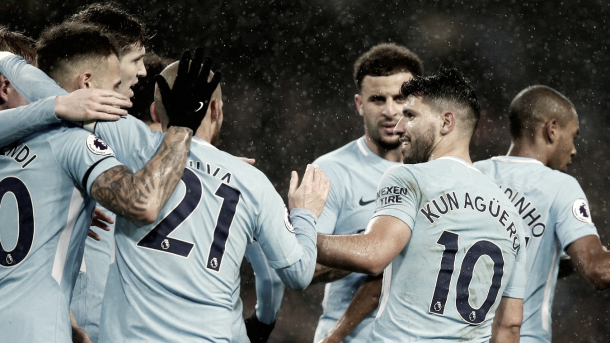 Manchester City no para de ganar | Foto: Premier League