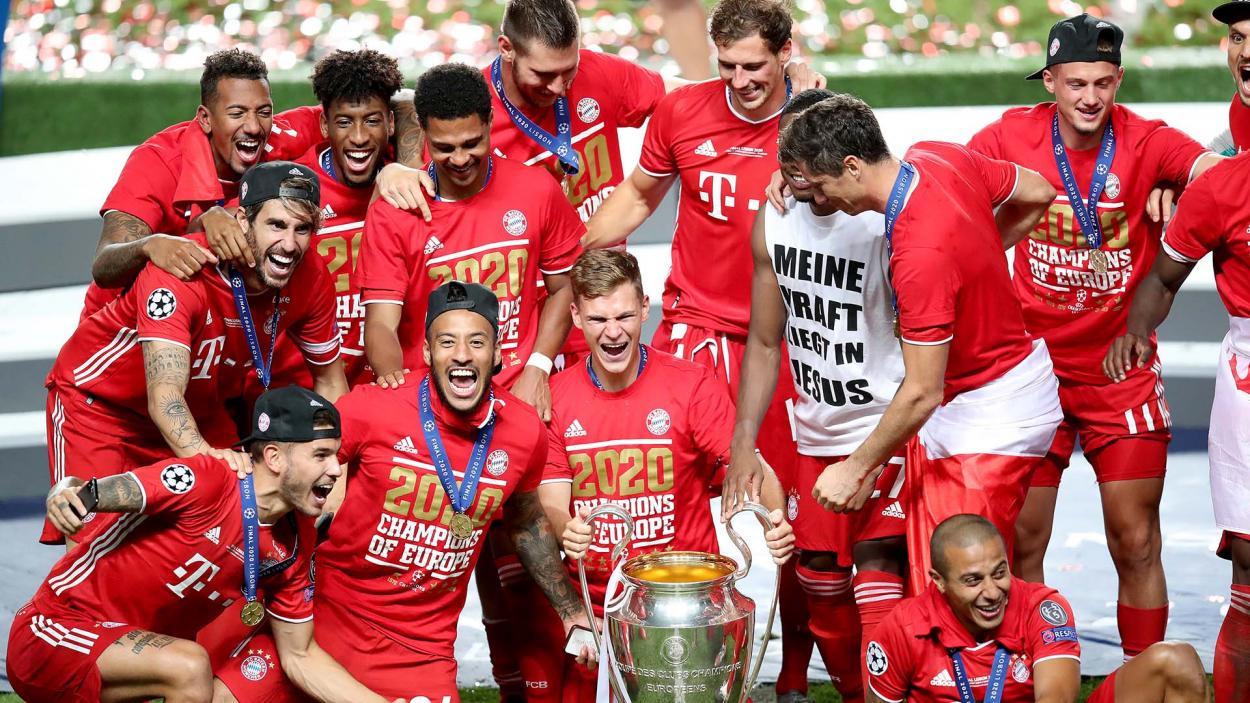 El triunfo en la Champions, mejor momento bávaro / FOTO: www.fcbayern.com