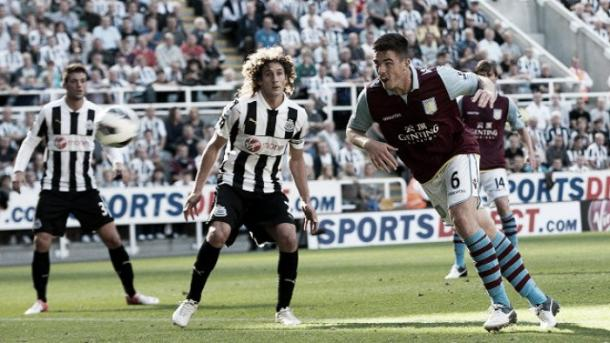 Clark has already experienced scoring at St James' Park (Photo: Newcastle United)