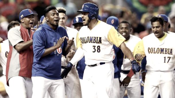 Los cafeteros demostraron que si saben jugar béisbol / Foto: Fox Sports
