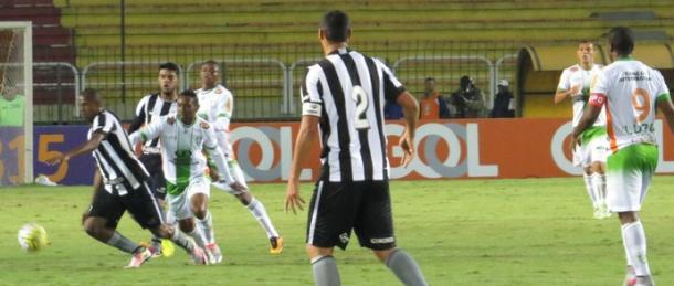 América-MG só tem uma vitória em 8 partidas (Foto: Divulgação/América-MG)
